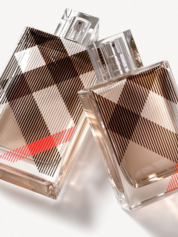Burberry Brit For Her Eau de Parfum 100ml - Women | Burberry Hong Kong S.A.R - cell image 1