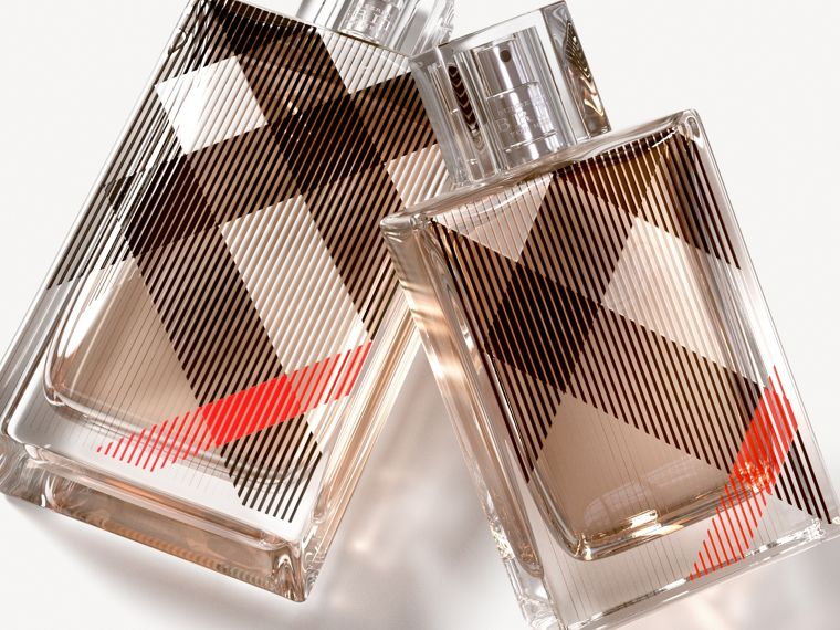 Burberry Brit For Her Eau de Parfum 100ml - Women | Burberry Australia - cell image 1