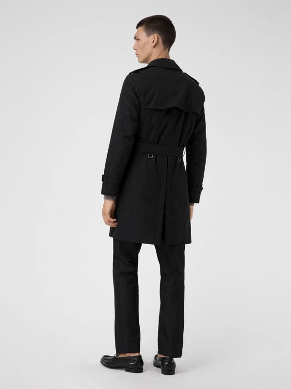 The Chelsea - Trench coat Heritage (Preto) - Homens | Burberry - cell image 2
