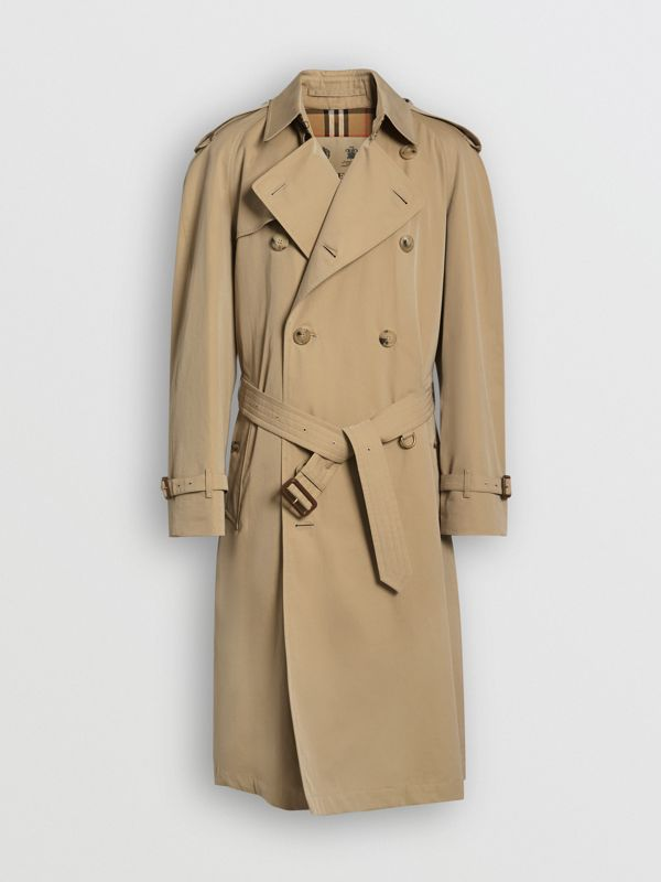 The Westminster Heritage Trench Coat in Honey - Men | Burberry - cell image 3