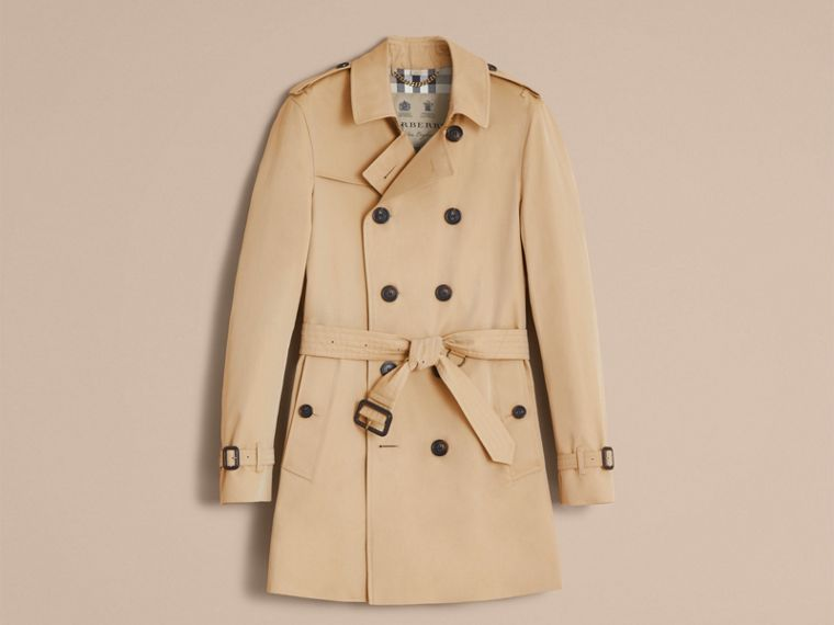 Miel Trench-coat Heritage mi-long The Chelsea Miel - cell image 4