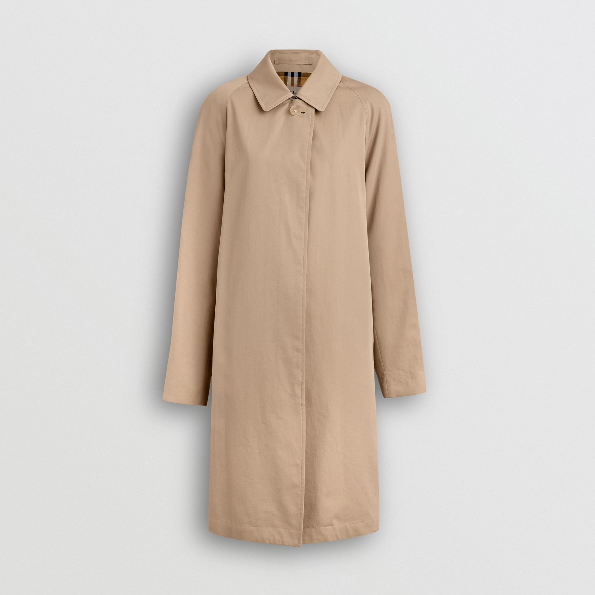 The Camden Car Coat in Honey - Women | Burberry United States - gallery image 3