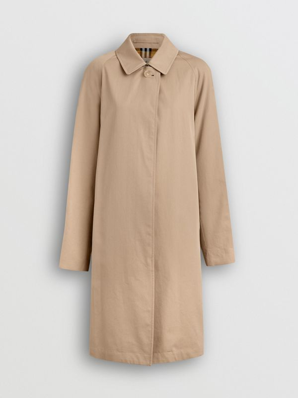The Camden Car Coat in Honey - Women | Burberry - cell image 3