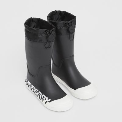 toddler burberry boots