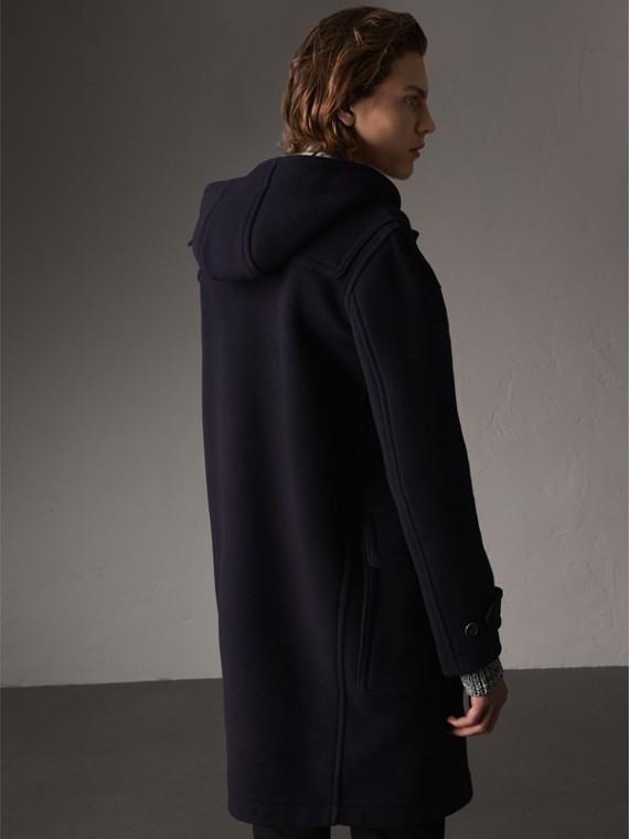 Duffle-coat en laine mélangée (Marine) - Homme | Burberry - cell image 2