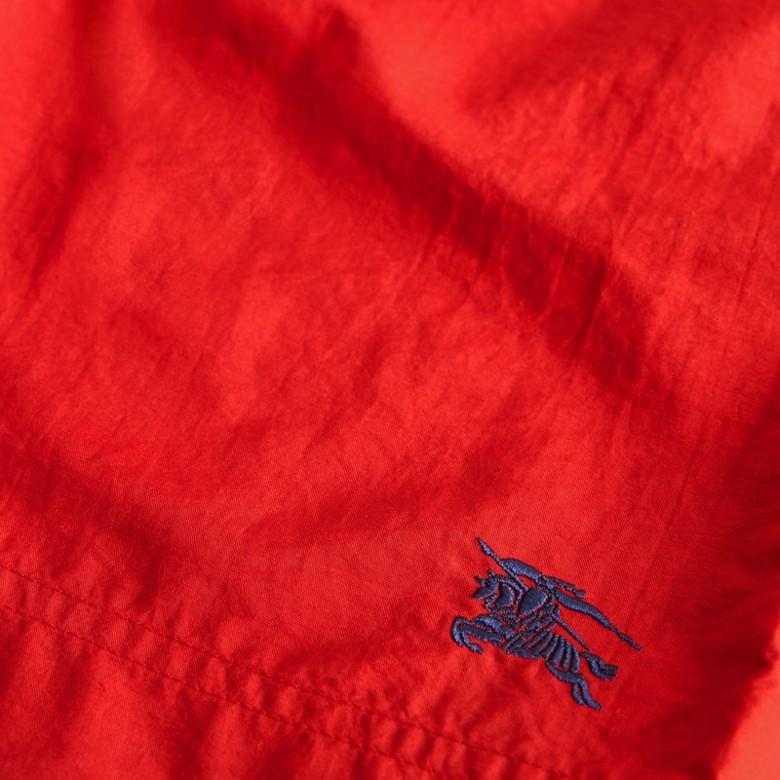 Burberry - Short de bain avec cordon de serrage - 2