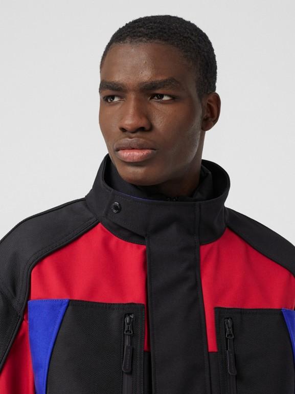 Нейлоновая куртка со съемной подкладкой в виде пуховой куртки (Черный) - Для мужчин | Burberry - cell image 1