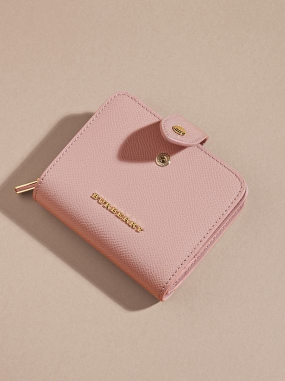 Patent London Leather Wallet in Ash Rose - cell image 2