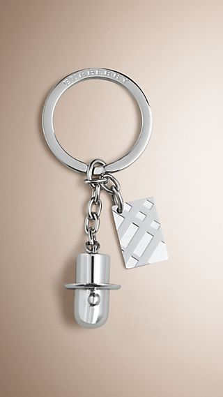 The City Gent Key Charm