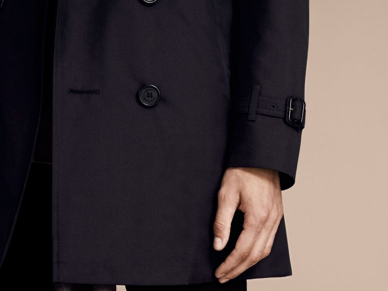 Navy The Sandringham - Trench coat Heritage medio Navy - cell image 4