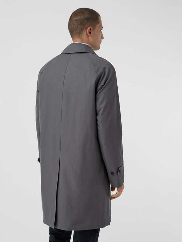 The Camden Car Coat in Mid Grey - Men | Burberry - cell image 2