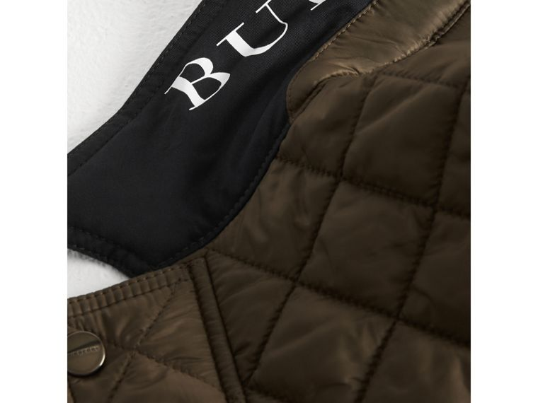 Veste légère matelassée avec capuche amovible (Origan) - Garçon   Burberry Canada - cell image 1