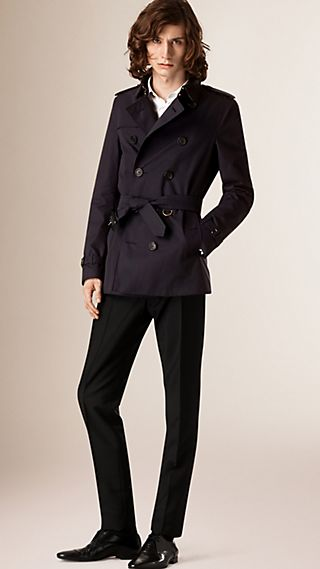 The Chelsea – Short Heritage Trench Coat