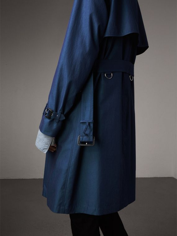 Tropical Gabardine Cotton Trench Coat - Men | Burberry - cell image 3