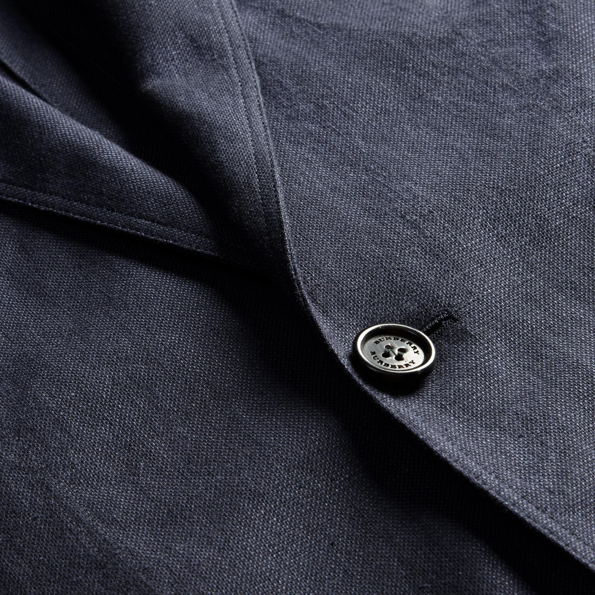 Cotton Blazer - gallery image 2