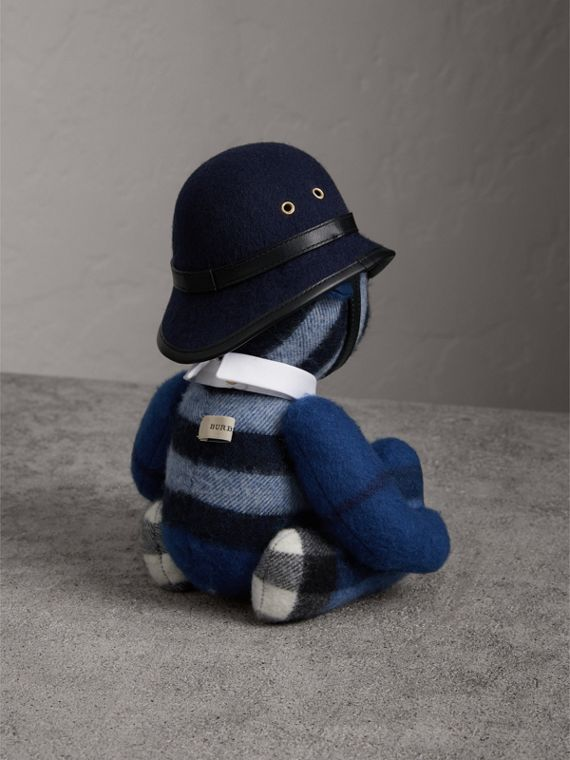 The Bobby Thomas Bear in Cadet Blue | Burberry - cell image 2