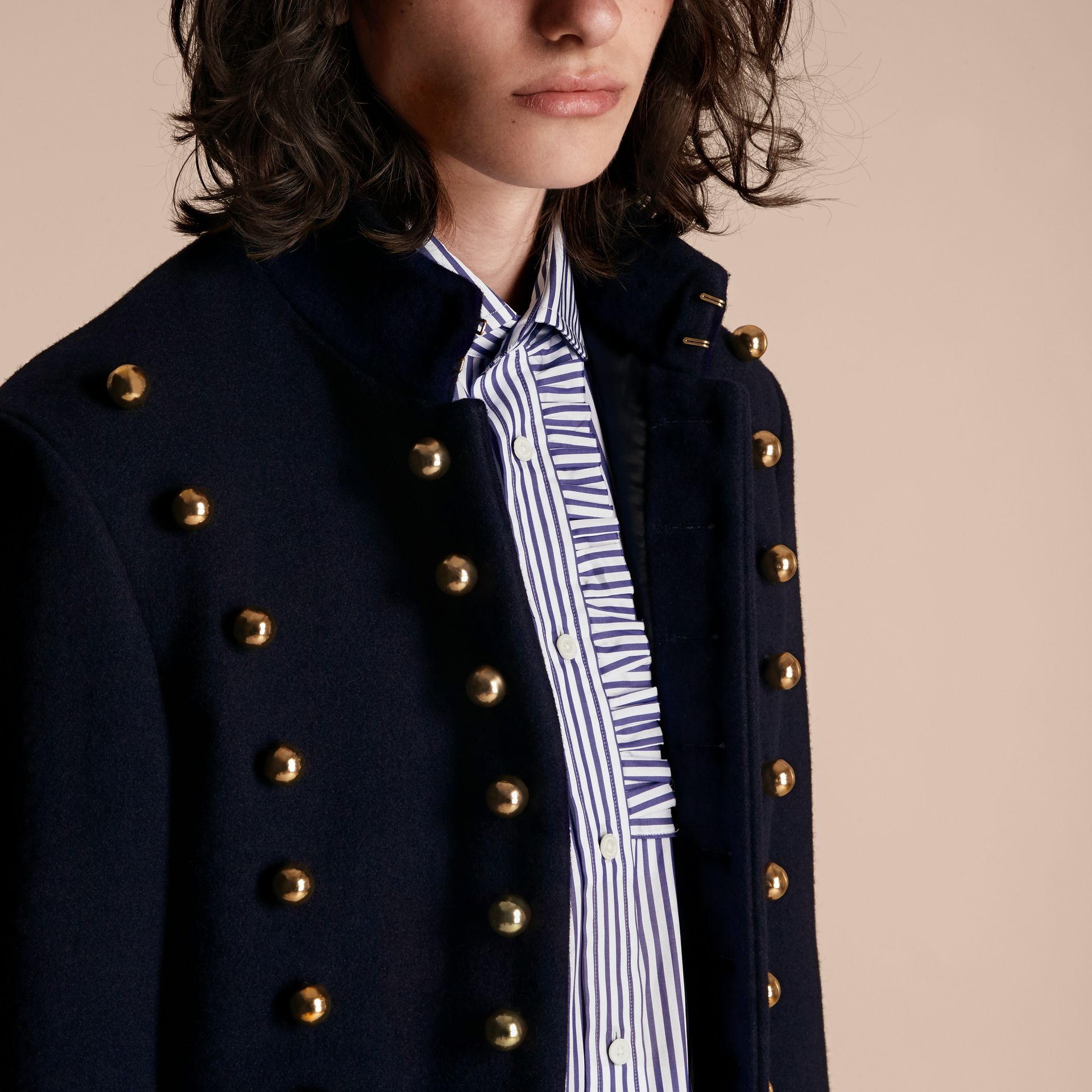 Dark navy The Parade Jacket - gallery image 5