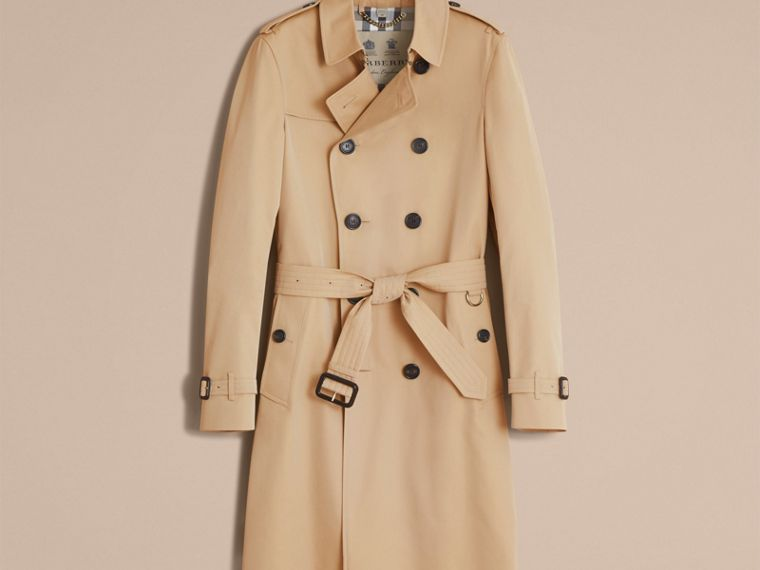 Mel The Chelsea – Trench coat Heritage longo Mel - cell image 4
