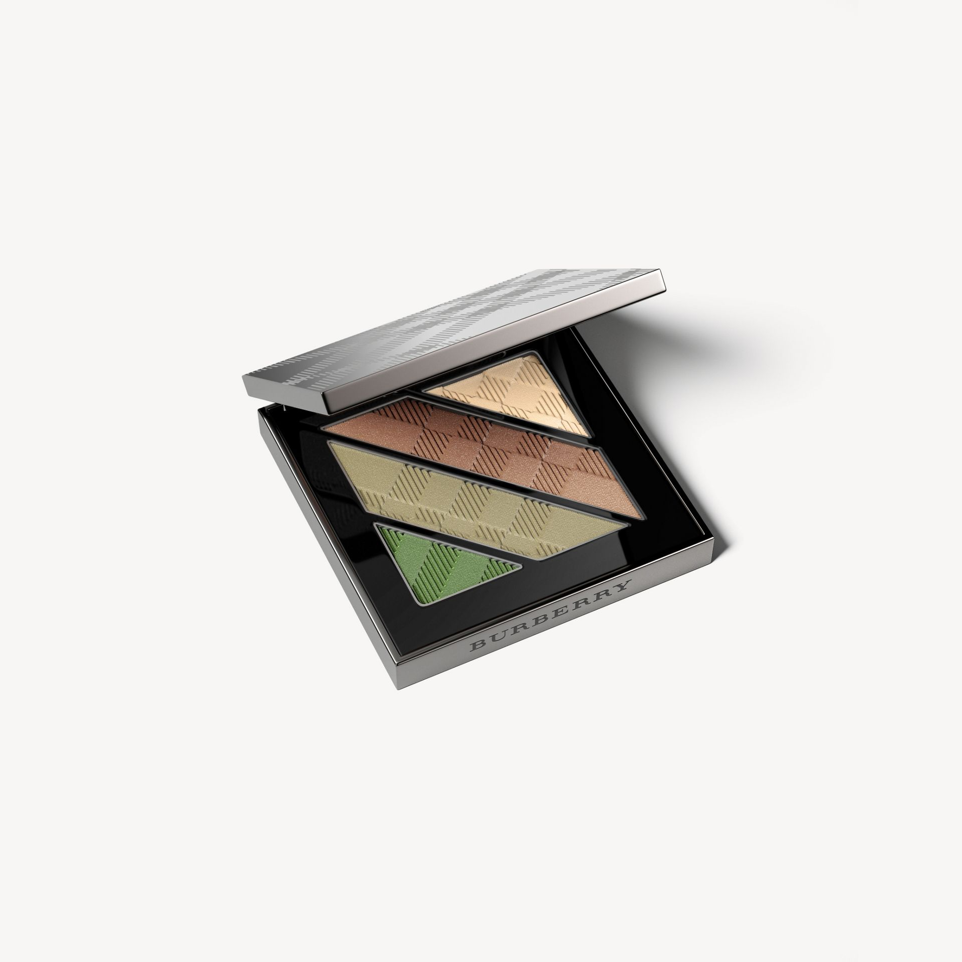 Complete Eye Palette – Sage Green No.15 - Women | Burberry - gallery image 0