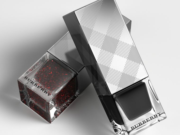Nail Polish – Ruby Glitter No.306 - Women | Burberry - cell image 2