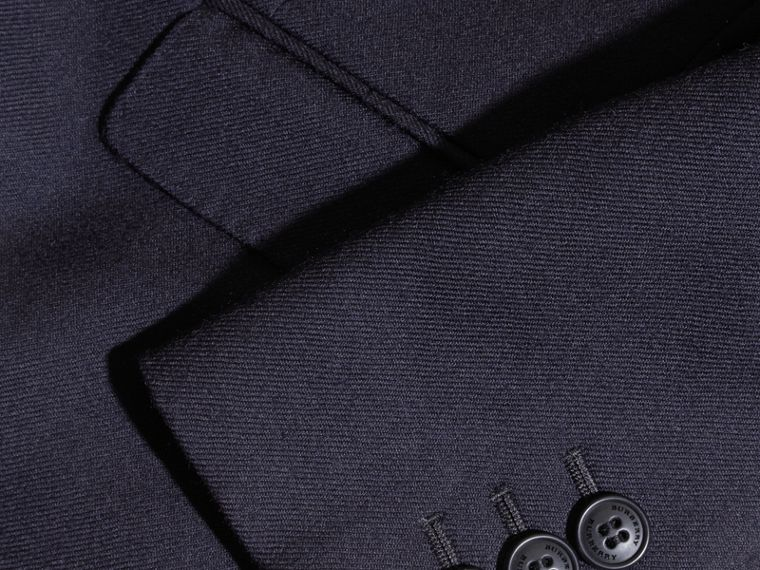 Navy Wool Blazer - cell image 1