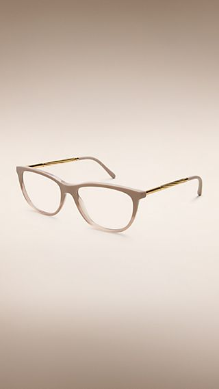 Gabardine Collection Cat-Eye Optical Frames