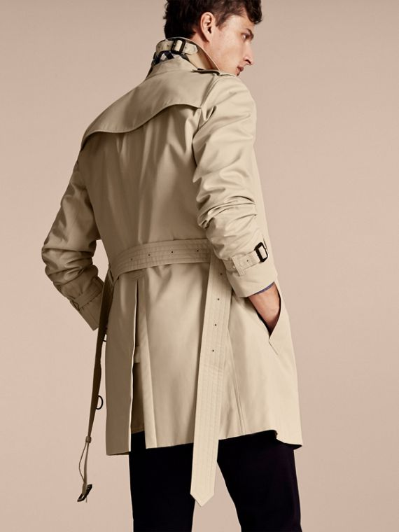 Pietra The Chelsea - Trench coat Heritage medio Pietra - cell image 2