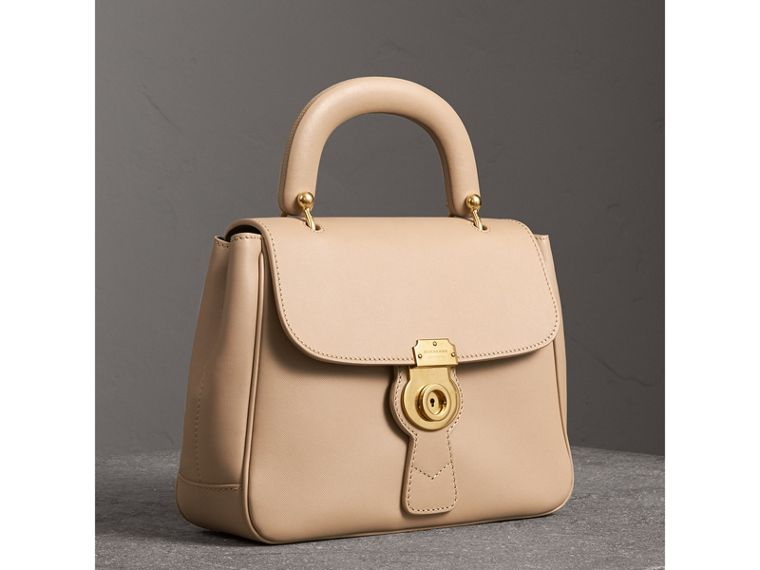 The Medium DK88 Top Handle Bag in Honey - Women | Burberry United Kingdom - cell image 4