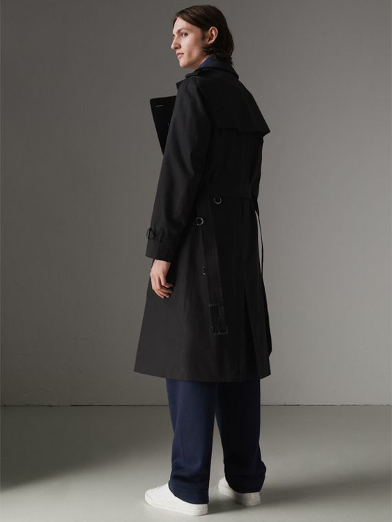 The Chelsea – Trench Heritage long (Noir) - Homme | Burberry Canada - cell image 2