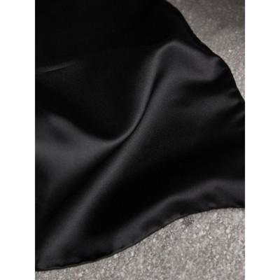 Burberry - Carré de poche en soie - 2