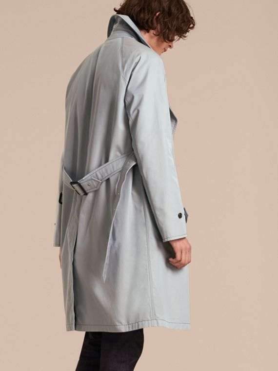 Cotton Trench Coat - cell image 2