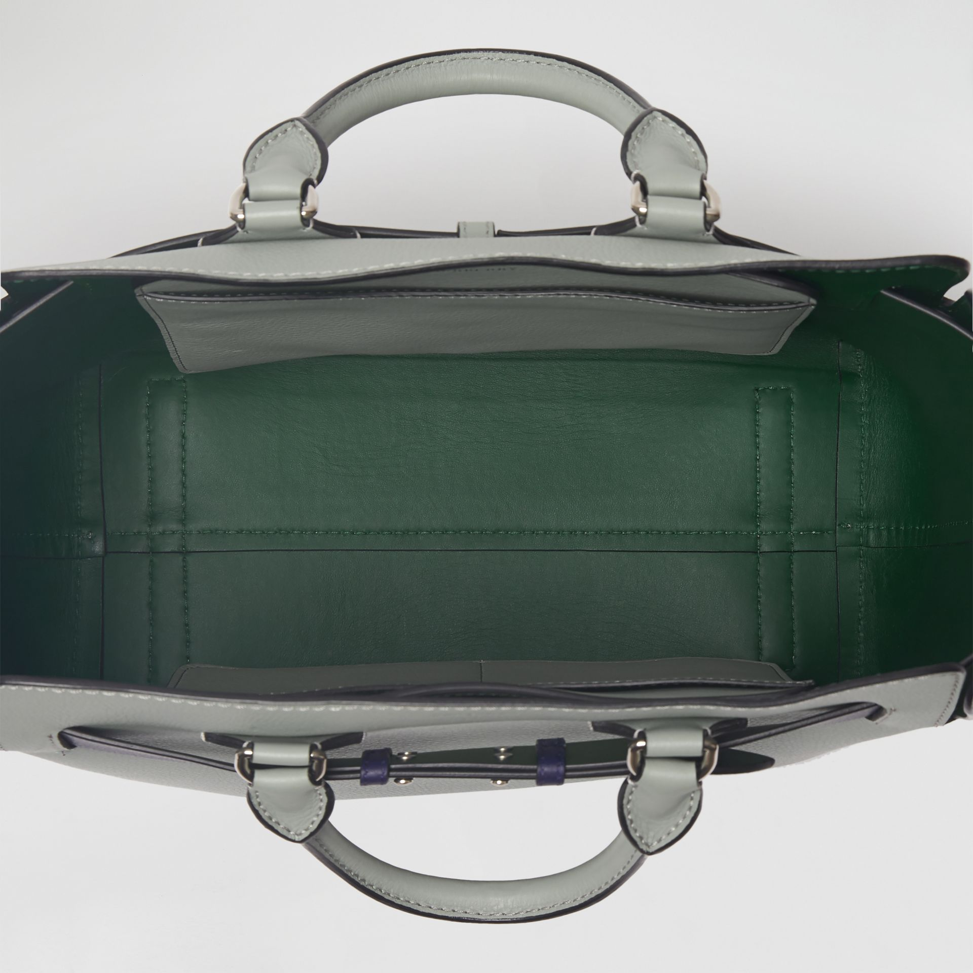 The Medium Belt Bag aus Leder (Graublau) - Damen | Burberry - Galerie-Bild 5