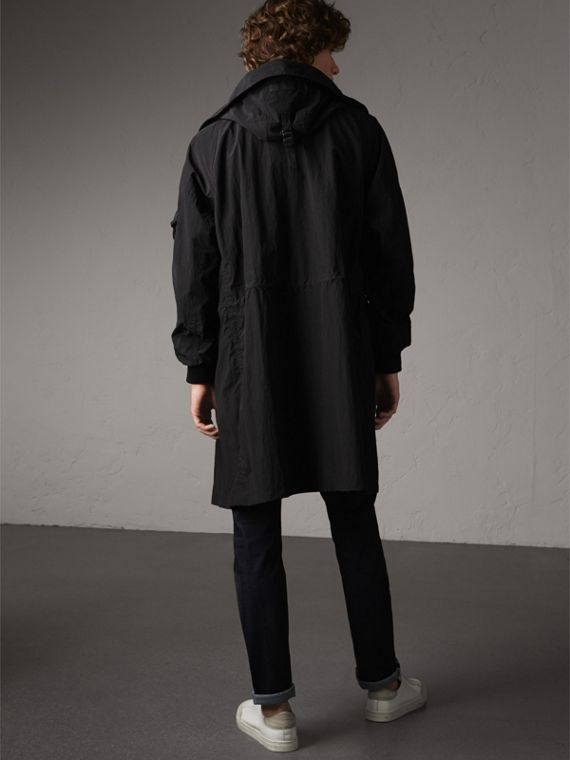 Rainproof Flyweight Parka - Men | Burberry Singapore - cell image 2