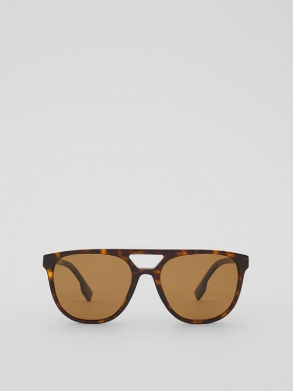 Navigator Sunglasses in Tortoiseshell