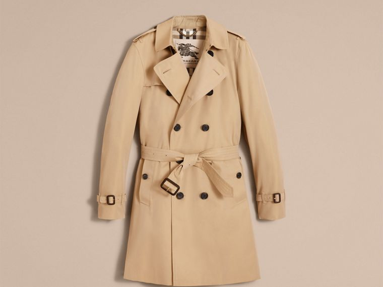 Miel The Kensington – Trench-coat Heritage long Miel - cell image 4