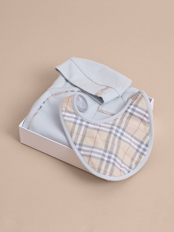 Cotton Three-piece Baby Gift Set - cell image 3