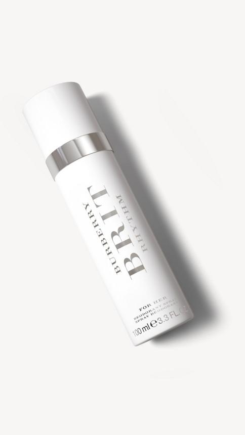 Blanc Spray déodorant Burberry Brit Rhythm 100ml - Image 1