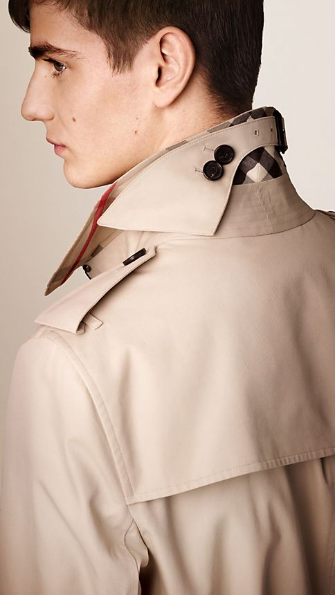 Miel The Kensington – Trench-coat mi-long Heritage - Image 3