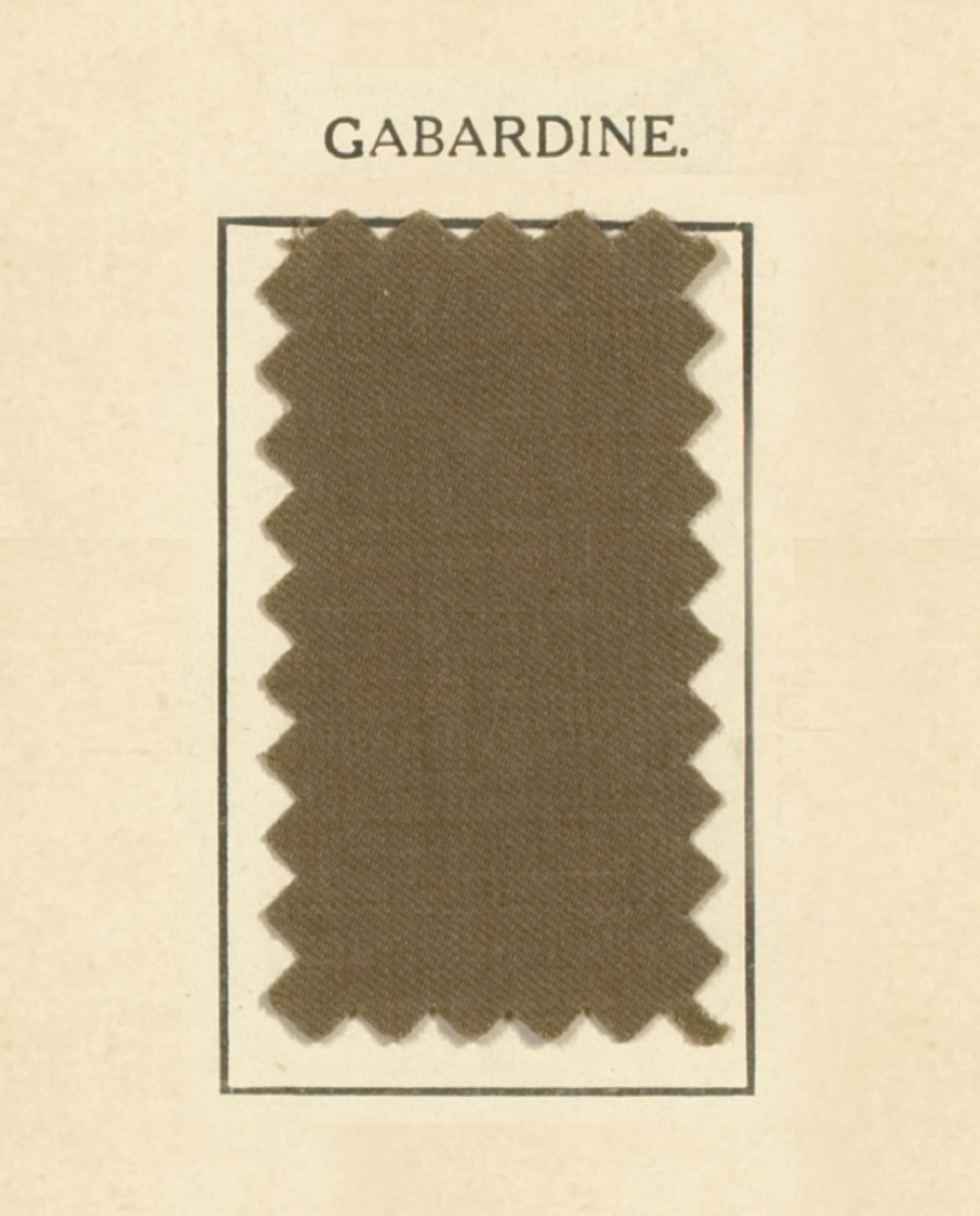 Thomas Burberry invents gabardine – the breathable, weatherproof and hardwearing fabric revolutionising rainwear – which up until then had typically been heavy and uncomfortable to wear. Gabardine was then patented in 1888.
