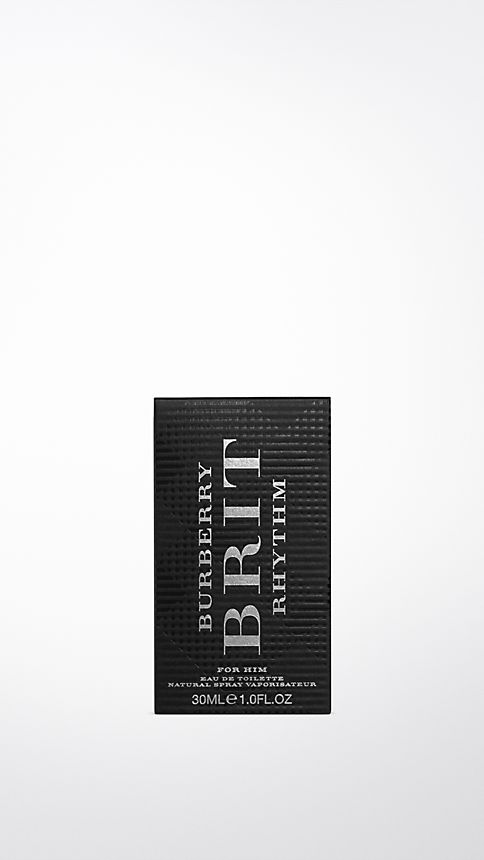 30ml Burberry Brit Rhythm Eau de Toilette 30ml - Image 2