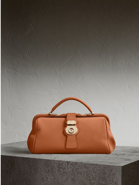 The DK88 Bowling Bag in Bright Toffee