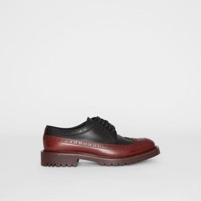 Zapatos Hombre Zapatos Burberry Para Para 6wrqpxOn16