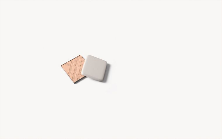 Bright Glow Compact SPF 25 PA +++ – Rosy Nude No.31 - cell image 2