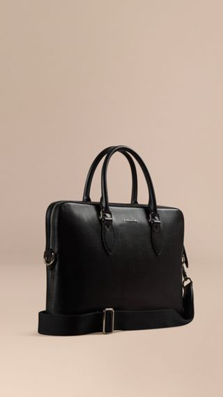 Sac The Barrow fin en cuir London