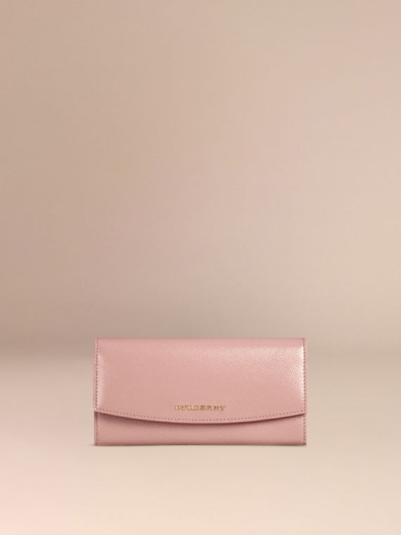 Ash rose Patent London Leather Continental Wallet Ash Rose - cell image 2