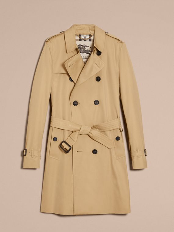 Mel The Kensington - Trench coat Heritage longo Mel - cell image 3