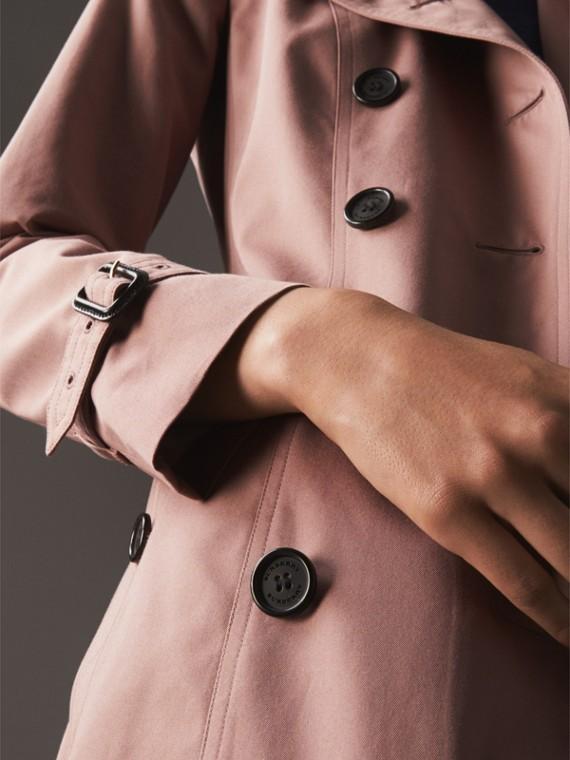 Cotton Gabardine Trench Coat - Women | Burberry - cell image 3