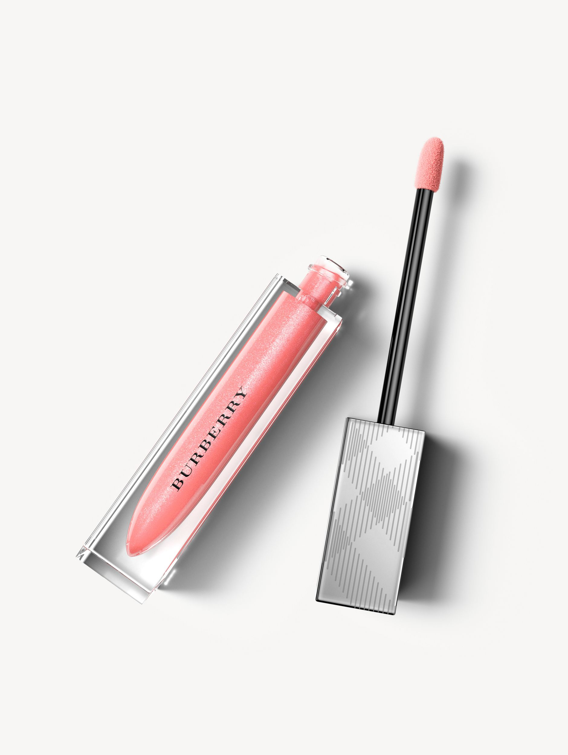 Burberry Kisses Gloss – Coral Rose No.65 - Women | Burberry - 1