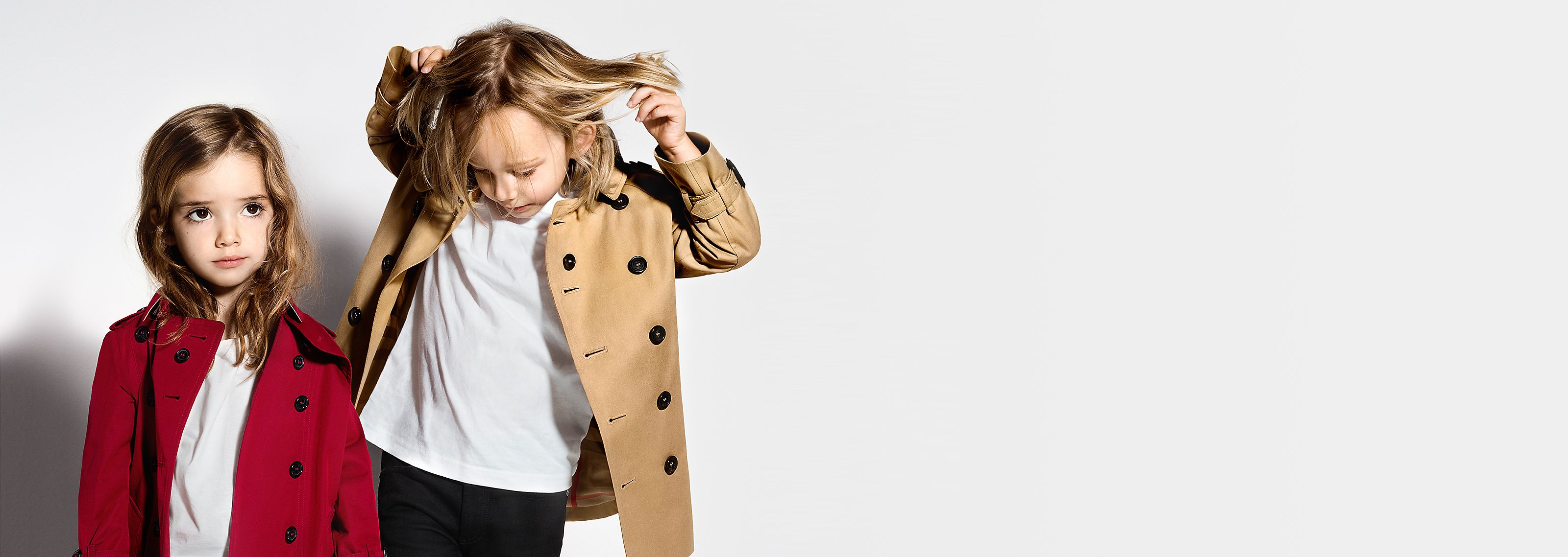 Le trench-coat Heritage