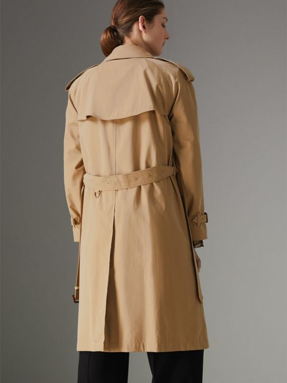 The Westminster – Trench Heritage (Miel) - Femme | Burberry Canada - cell image 2